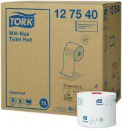 Tork Universal toiletpapier compact 1-lgs wit 135 mtr x 10 cm ds à 27 rol (127540)