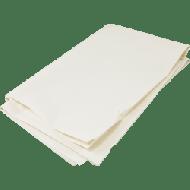 MDPE afvalzakken 100cmx170cm transparant T40 100stuks los (562101740)