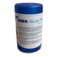 Alcohol wipes, wit, 6bus a 150 wipes (470215)