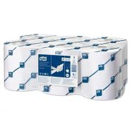 Tork 471113 Hand towel roll H12 for elec disp 2-lgs wit 144,3 mtr x 19,3 cm pak à 6 rol (471113)
