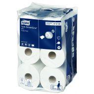Smart One mini toiletpapier Tork T9 systeem pak a 12rollen (472193)