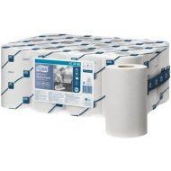 Tork Reflex Wiping paper mini centerfeed 1 lgs wit 120 mtr x 19,8 cm pak à 12 rol (473246)