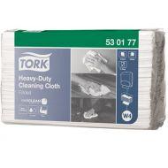 Tork Premium werkdoek 530 gevouwen wit 1-laags, 60 vel, 64x39cm, ds à 300 stk (530177)