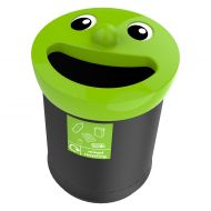Smiley Face Bin recycling afvalbak 52 liter, mixed recycling (VB719471)