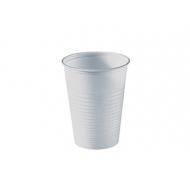 3000st Drinkbeker 180ml koffiebeker plastic wit 3 grams 3000st (A28234N)