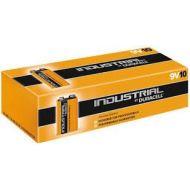 10 per pak Duracell Procell Industrial 9V Alkaline ID1604 blokbatterijen 9V 6LF22 (5000394082991)