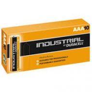 10 per pak Duracell Procell Industrial AAA Alkaline ID2400 batterijen 1.5V LR03 (5000394080546)