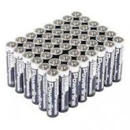 Panasonic Powerline AAA Alkaline ID2400 batterijen 1.5V LR03 48stuks (5410853034179)