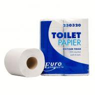 Toiletpapier 230302 recycled tissue 200 vellen 2 laags 44 rollen (230302)
