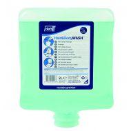 Deb HAB2LT Hair & Body WASH 4x2liter cartridge (HAB2LT)