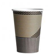 Drinkbeker of koffiebeker karton Lines 480cc Coffee to go cup 1000stuks (133323)