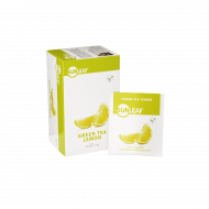Thee Sunleaf Original Green Tea Lemon 20x2g envelop (600.609)