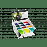 Thee Sunleaf Assortment display Box 12x10x2g  (120stuks) (600.629)