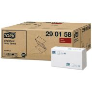 Tork Universal handdoek z-vouw 1-lgs wit 23x23 cm doos à 4500 stk (290158)